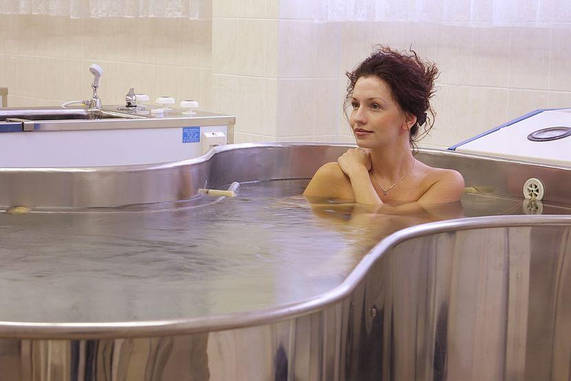 Противопоказания при солевых ваннах