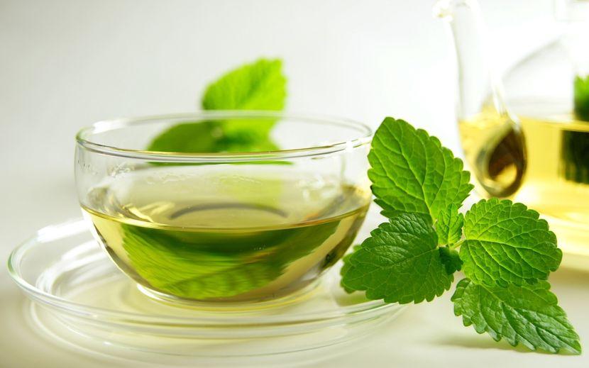 Рецепты приготовления напитков для похудения из мяты