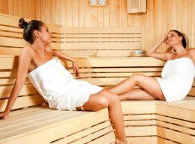 Сауна для похудения — методы снижения веса