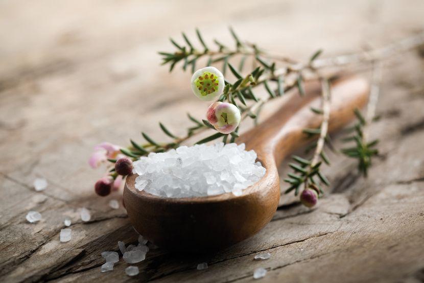 Солевые ванны для похудения: правила применения