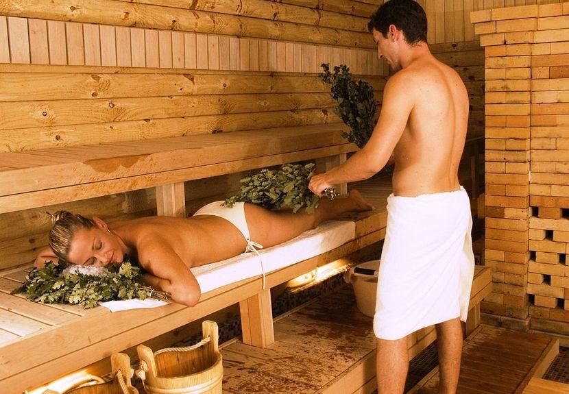 Как похудеть в бане – процедуры обертывания, скраб, заговоры