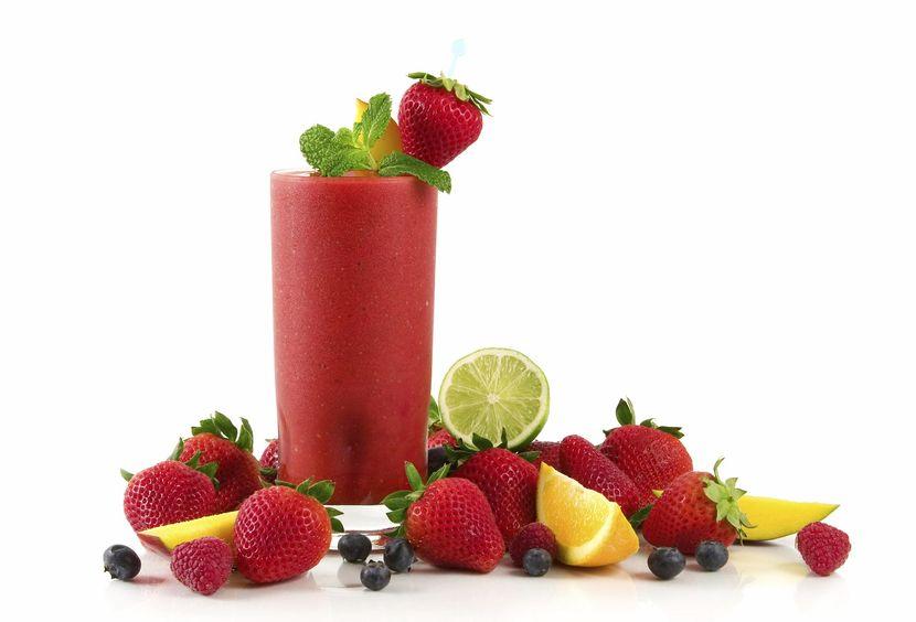 Возникновение смузи-диеты для похудения