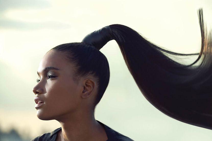 Маска для волос придающая блеск