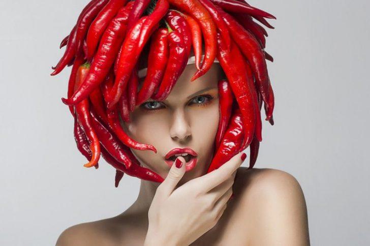 Маска для волос с красным перцем: способы приготовления и применения