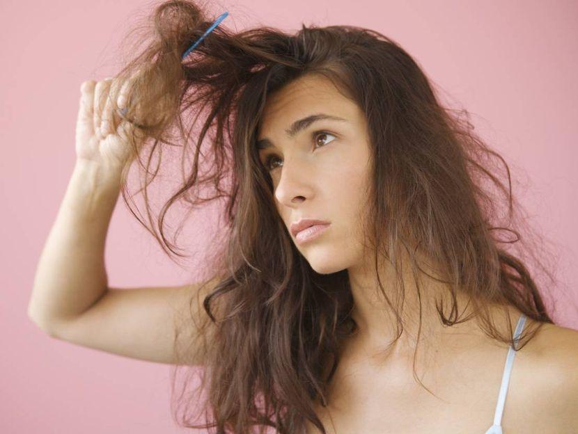Маски для волос от секущихся кончиков
