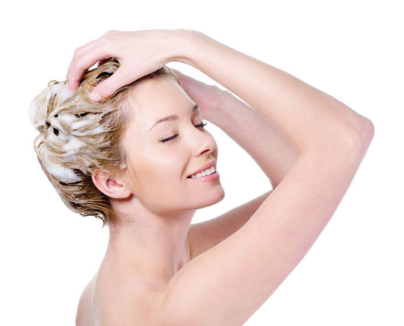 Маска питательная для сухих волос