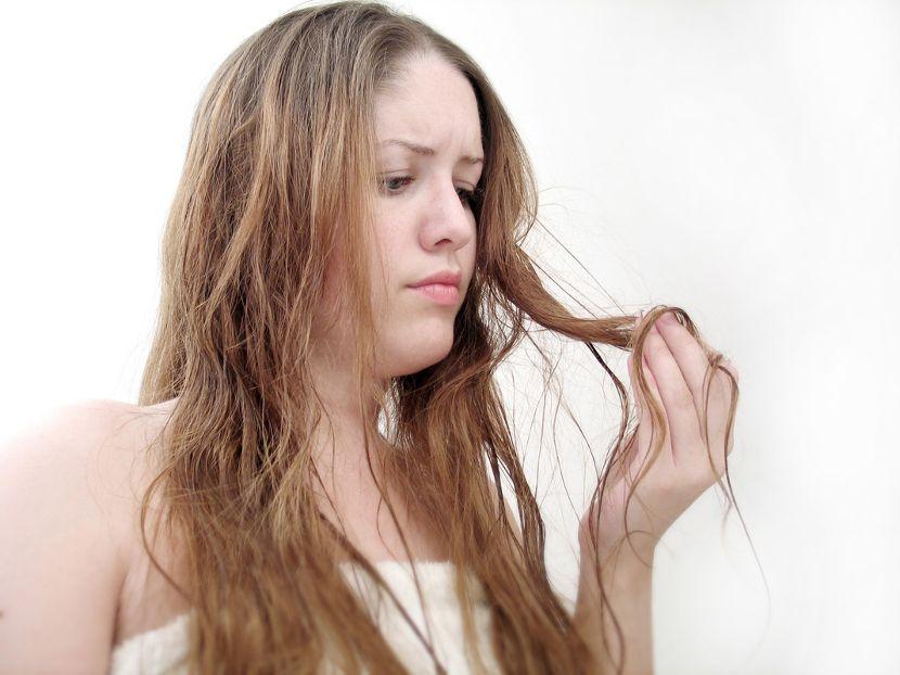 Маски для секущихся ломких волос