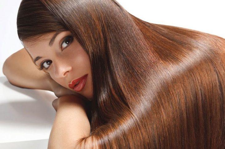 Маска для блеска волос — дарим красоту нашим локонам