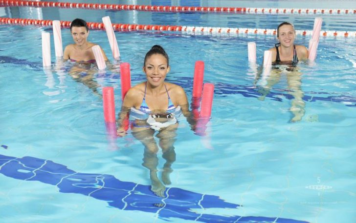 Можно похудеть в бассейне?