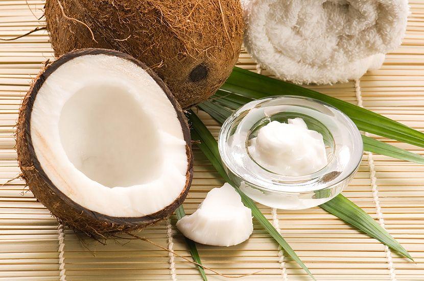 Кокосовое масло: свойства