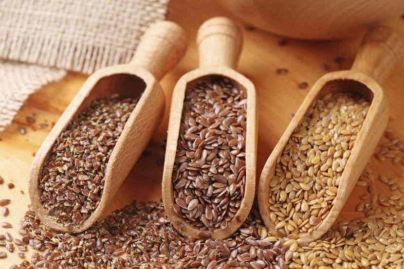 Как принимать семена льна?