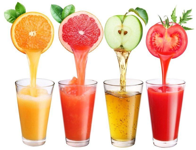 Как принимать соки для похудения