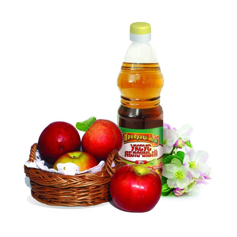 Очищение яблочным уксусом кишечника