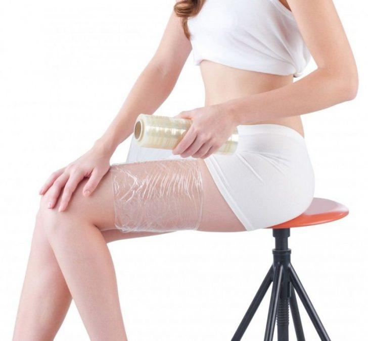 Процедура проведения уксусного обертывания для похудения