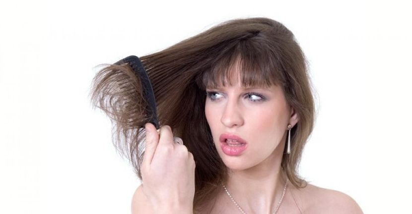 Способы нанесения смеси на волосы