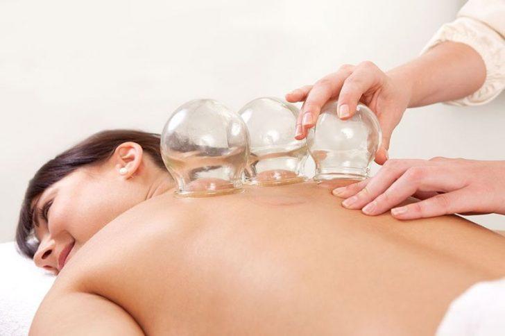 Баночный массаж для похудения