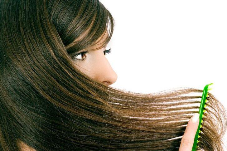Маска для сухих кончиков волос