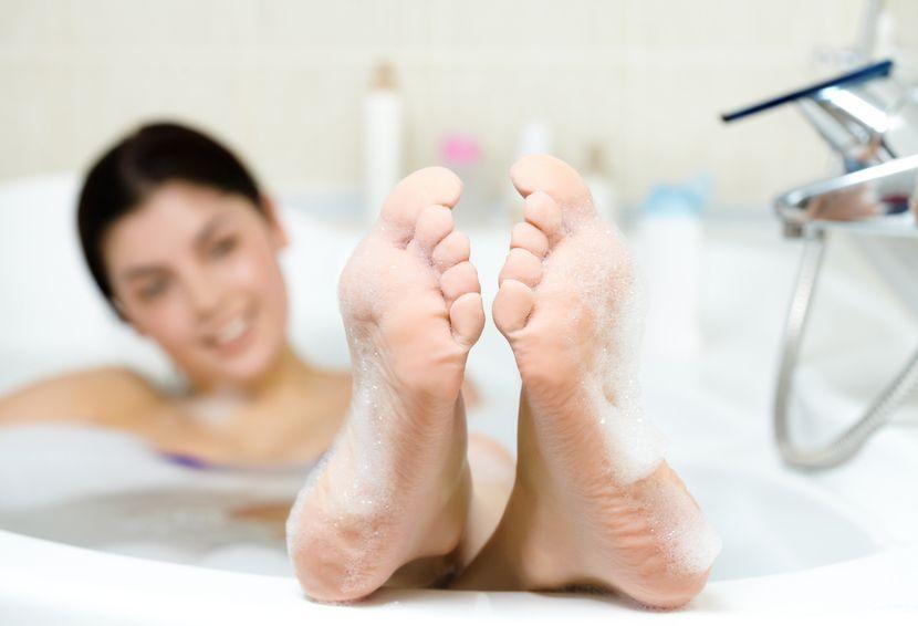 Содовая ванна в домашних условиях