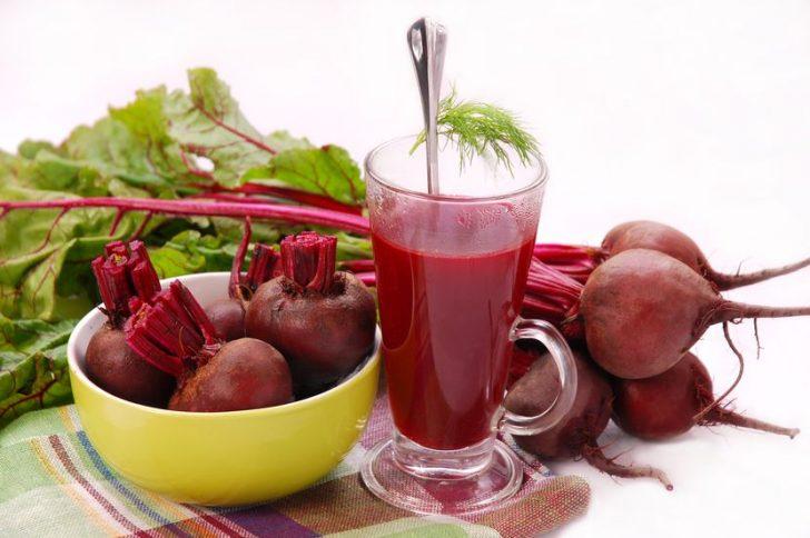 как приготовить свекольный сок для очистки кишечника
