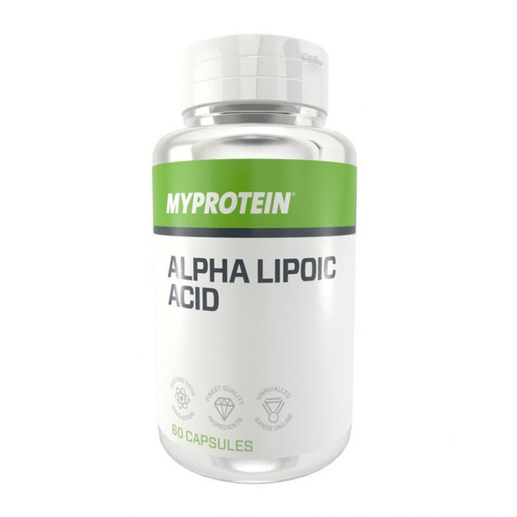 Альфа-липоевая кислота