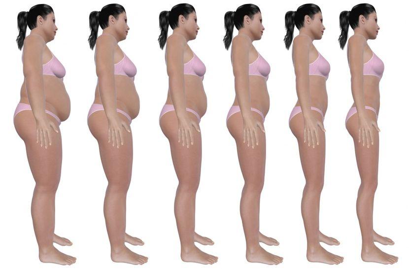 как похудеть отзывы и результаты