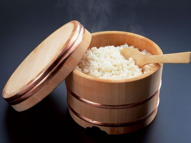 рисовое очищение