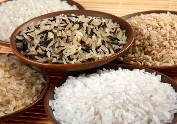 очищения рисом в домашних условиях