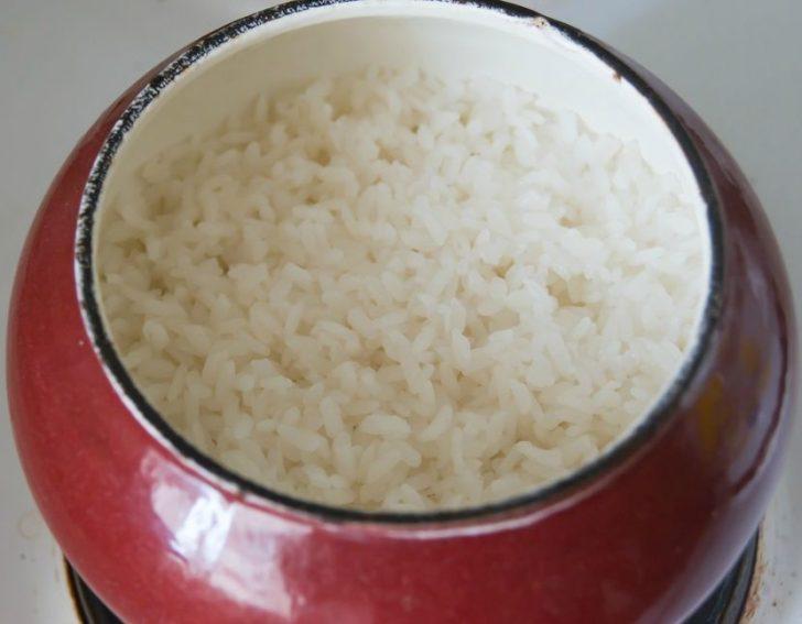 рис для очищения и похудения