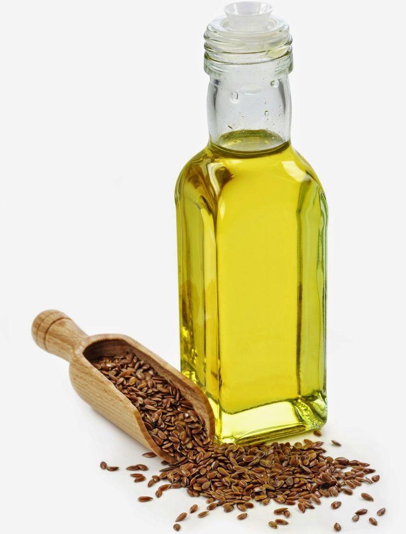 льняное масло от повышенного холестерина