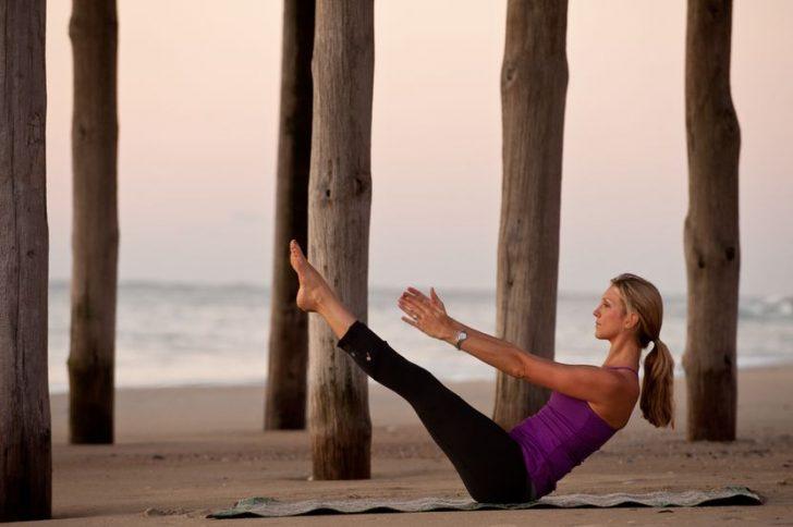 эффективные упражнения пилатес для похудения