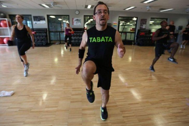 Протокол Табата упражнения для начинающих