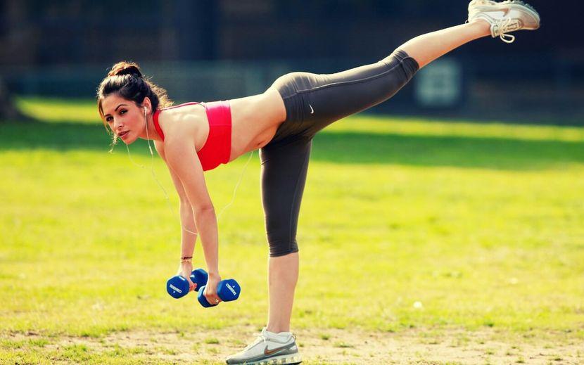 Табата упражнения для начинающих