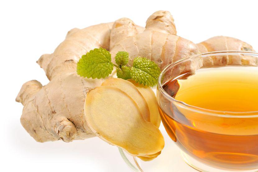 имбирь с зеленым чаем для похудения рецепт