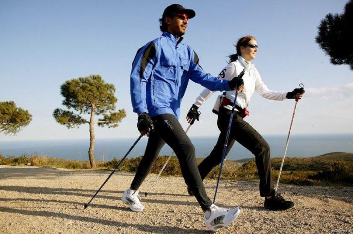 Скандинавская ходьба для похудения: отличный способ для здорового снижения веса