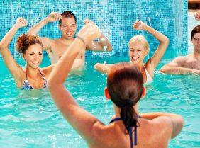 Аквааэробика для похудения – лучший способ для борьбы с лишним весом