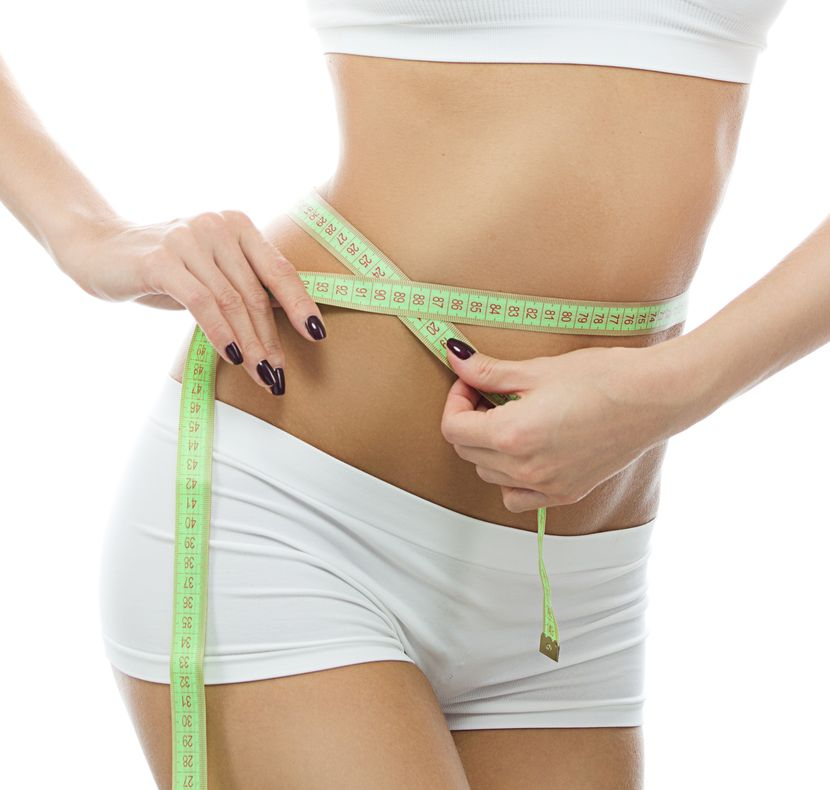 точечный массаж для похудения результаты