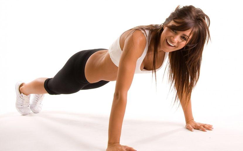 комплекса упражнений для увеличения груди.