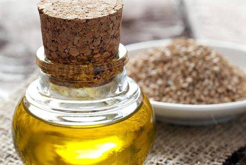 Масло кунжутного семени для похудения