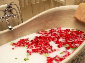 Эфирные масла для ванны с целью похудения
