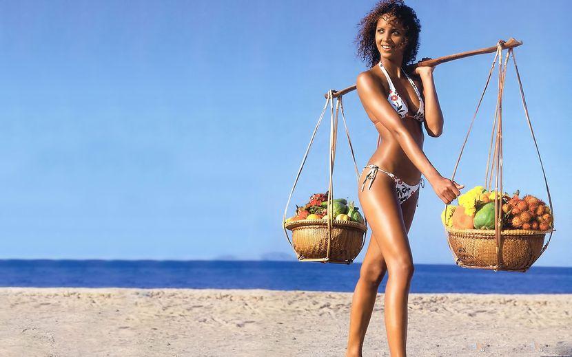 Пляжная диета для похудения