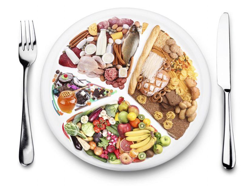 Система раздельного питания по шелдону