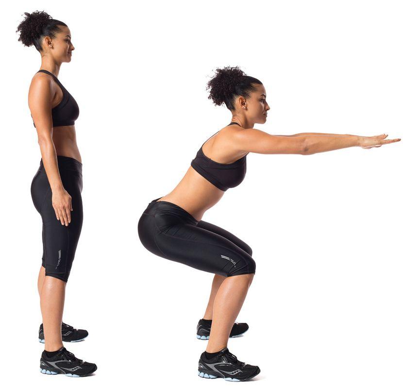 Тренировка 1 Для Похудения.