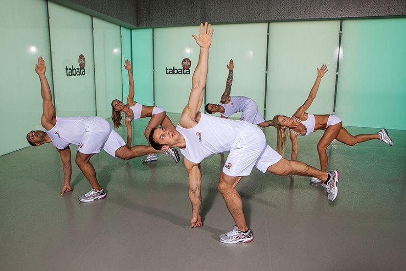 Тренировка табата сколько кругов