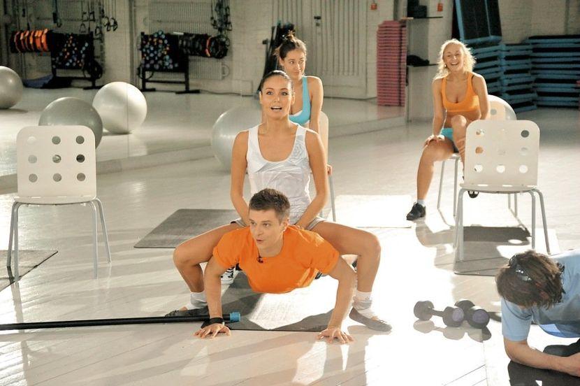 Упражнения Ляйсан Утяшевой для похудения