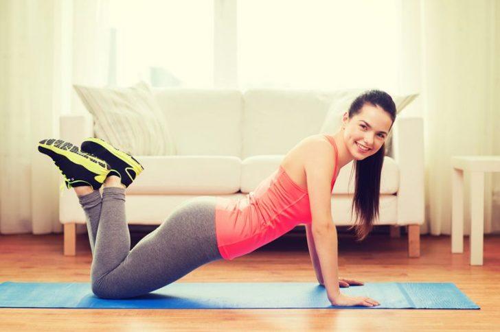Самые лучшие упражнения для похудения