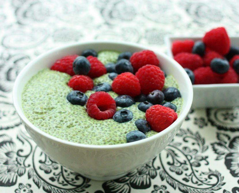 Несколько рецептов с использованием семян чиа для похудения
