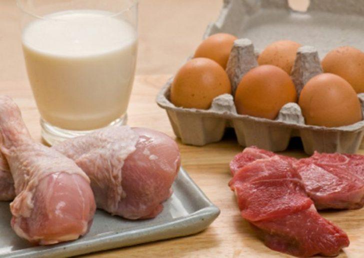 Этап атака - продукты по диете Дюкана