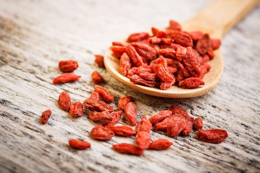употребления ягод годжи