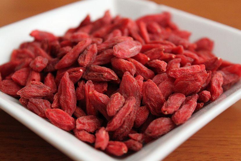 Как есть ягоды годжи, чтобы похудеть?
