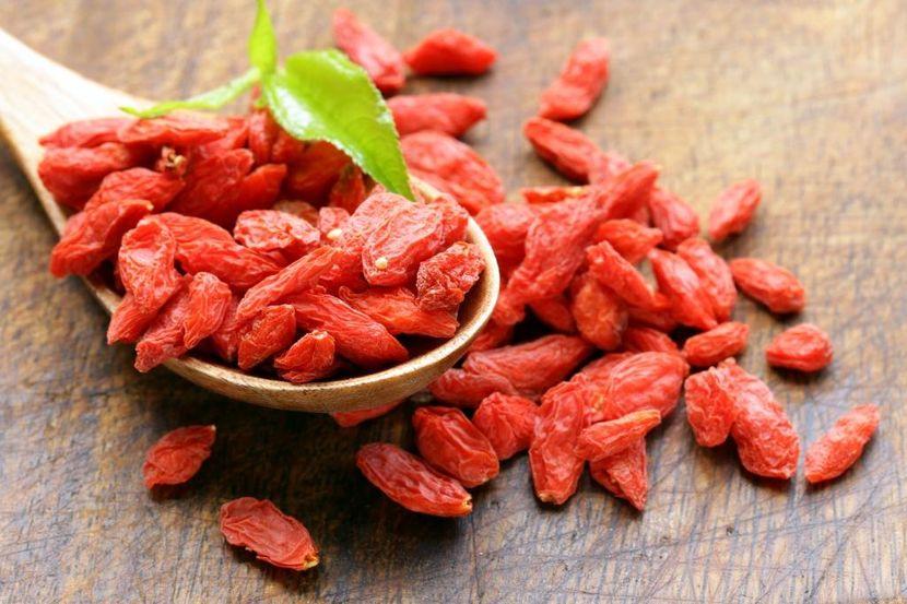 Польза ягод годжи для похудения